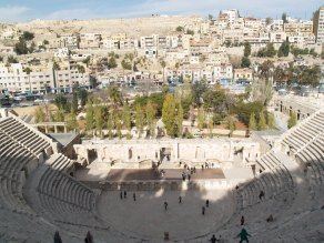 Römisches Theater in Amman